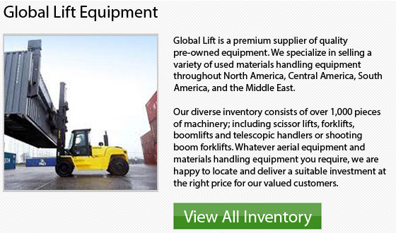 Used Nissan Forklifts - Inventory New Mexico top